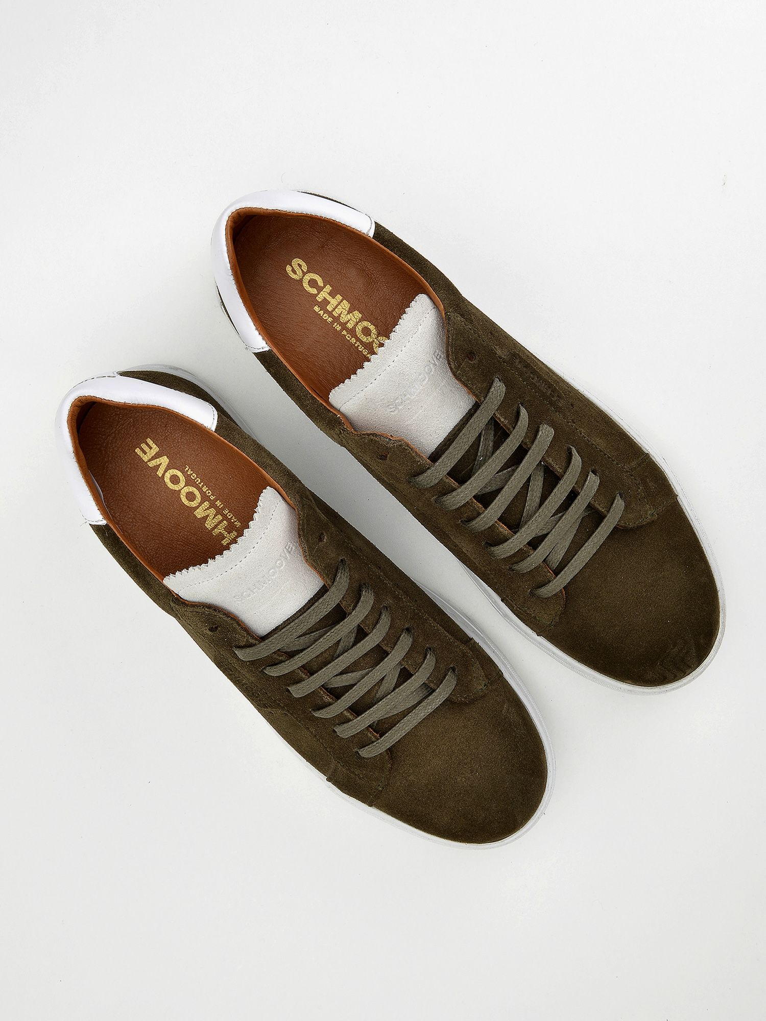 schmoove.fr Cup Classic - Suede - Stone