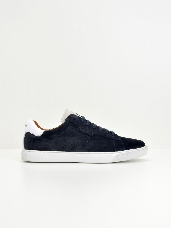 Cup Classic - Suede - Azul