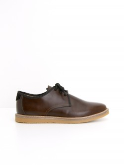 FLY DERBY - POLIDO/SUEDE - HONEY/TD MORO