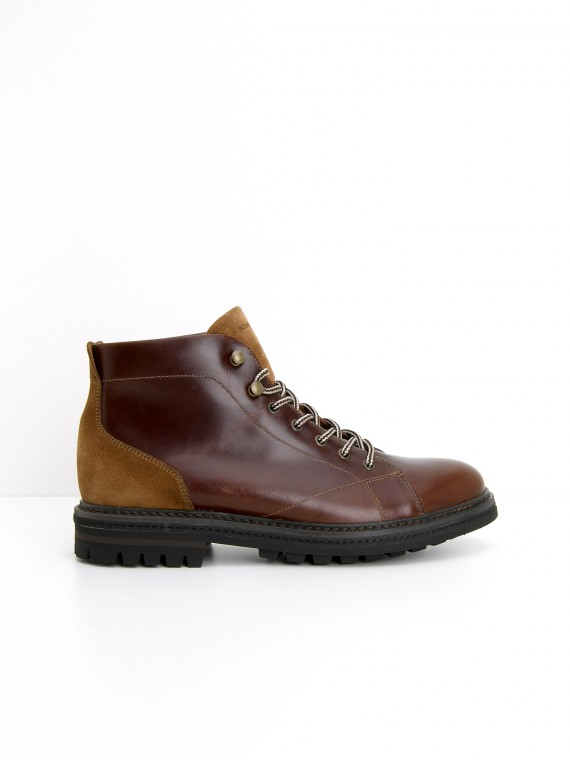 BONES BOOTS - CICLON/SUEDE - HORSE/COGNAC