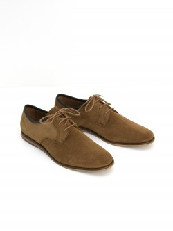 SWAN CITY - SUEDE/LOTUS - CIGARO/BROWN