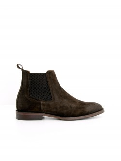 BRONSON BOOTS - SUEDE - TD MORO