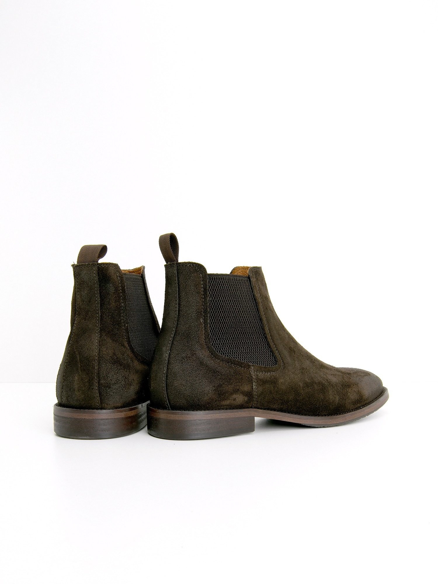 schmoove.fr BRONSON BOOTS - SUEDE - TD MORO