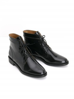 NEWTON BOOTS - BOX/DIAMOND - BLACK/GRAPHITE