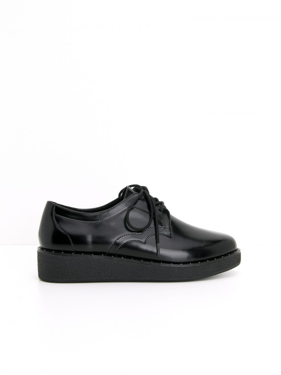 ARIANE DERBY - POLIDO - BLACK