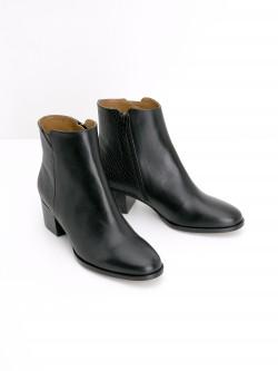 Santana Boots - Lotus/Bora - Black/Black