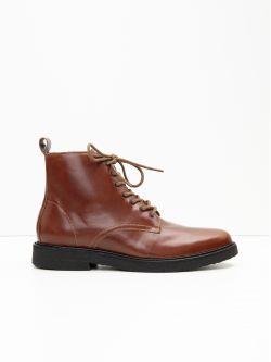Nevermind Boots M - Flag - Cognac
