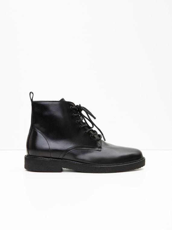 Nevermind Boots M - Flag - Black