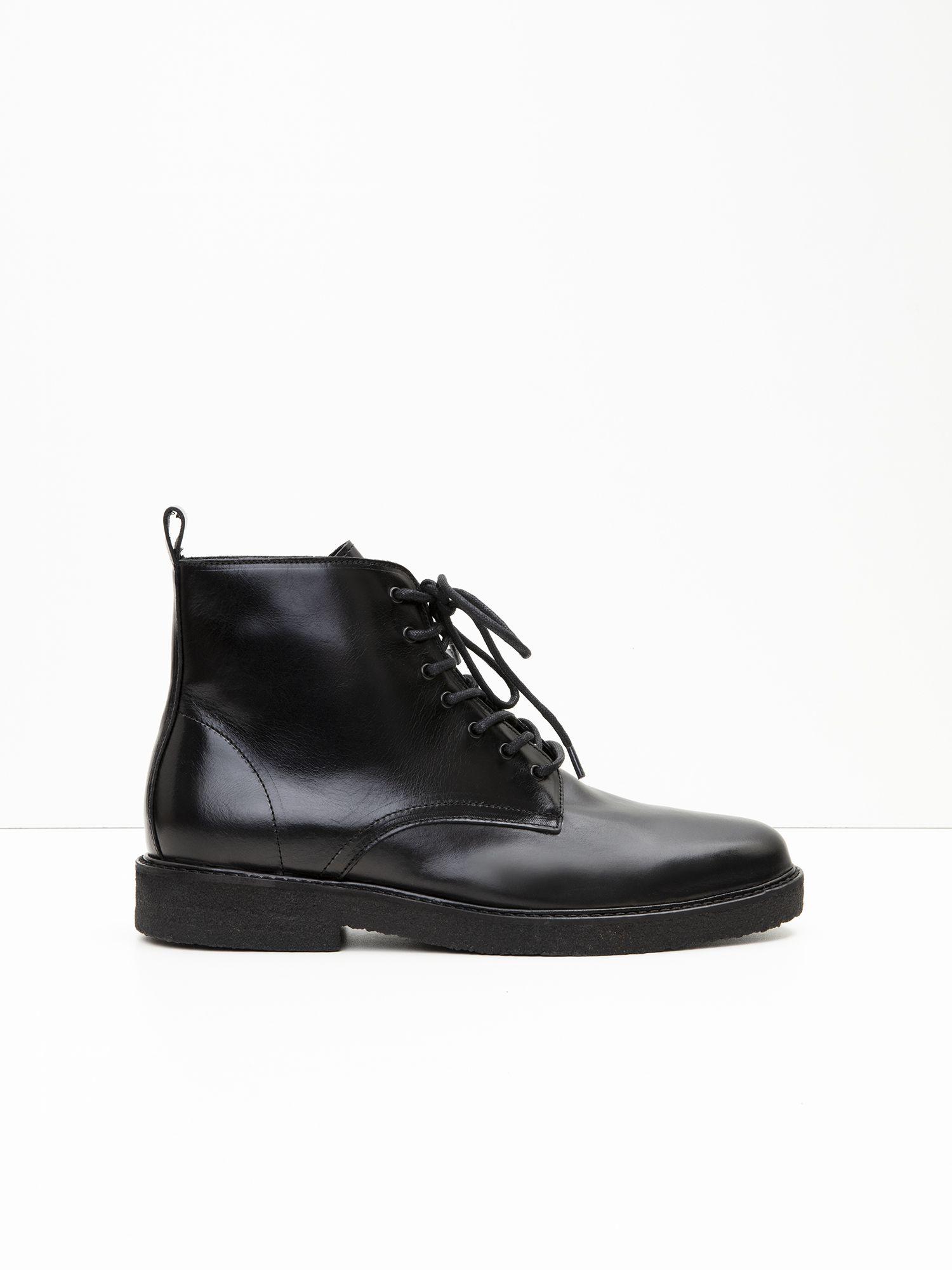 schmoove.fr Nevermind Boots M - Flag - Black