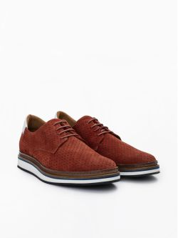 Punch Derby - Punch Suede - Paprika