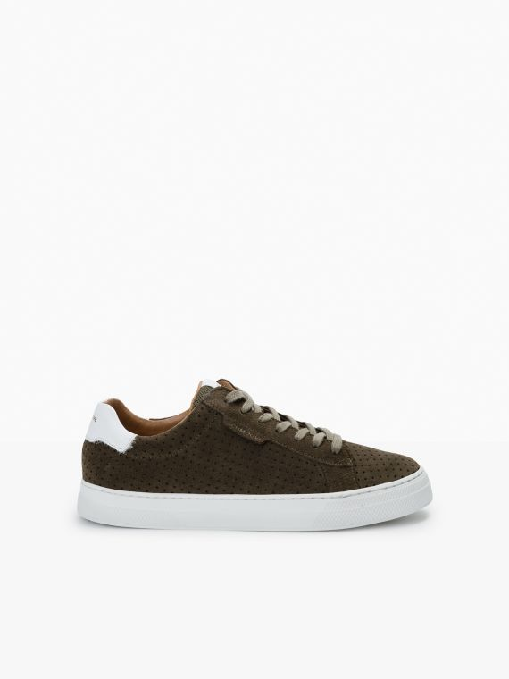 Spark Clay - Punch Suede - Olive/Olive