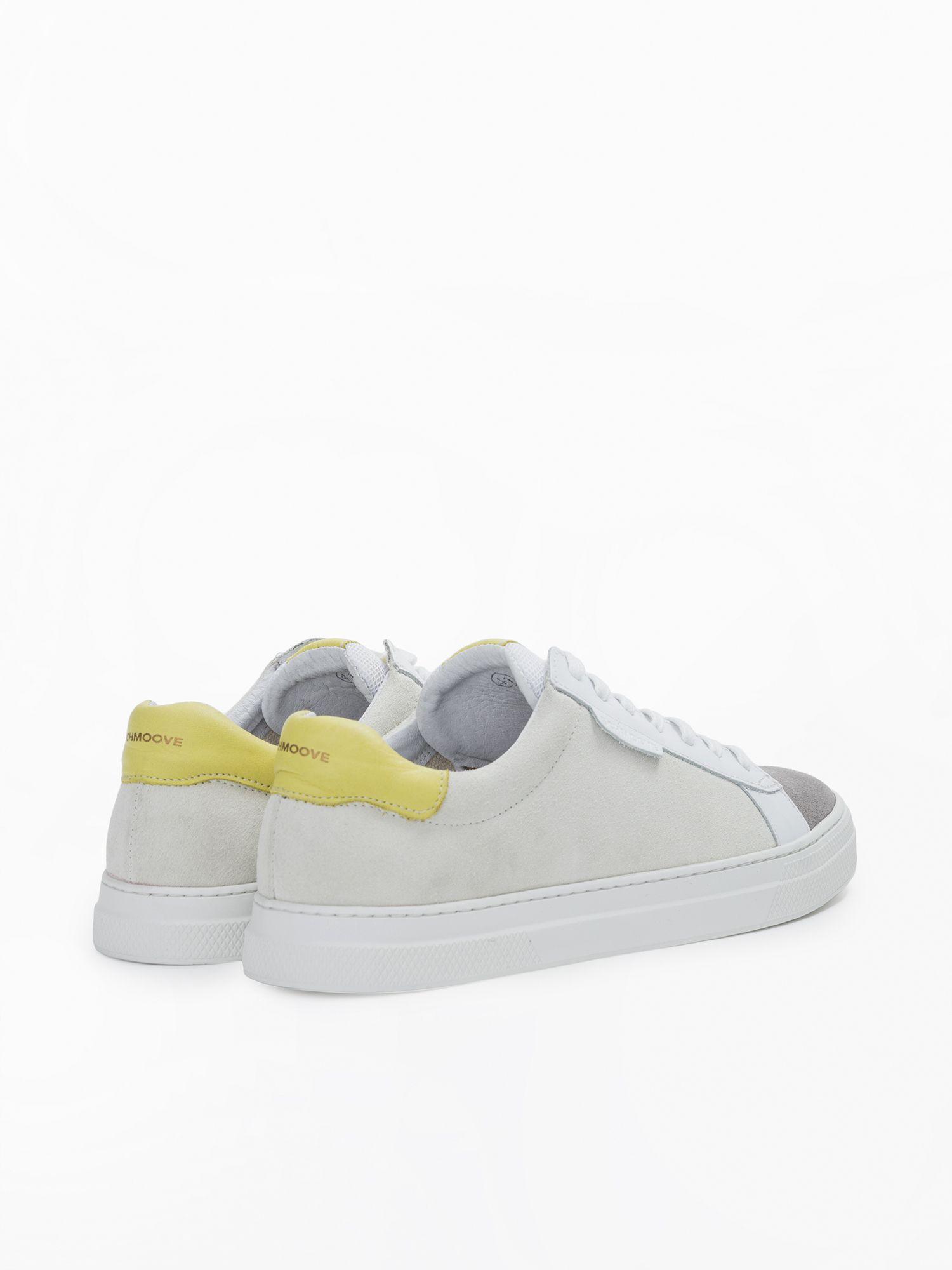 schmoove.fr Spark Clay - Suede/Nappa - Gelo/Citron