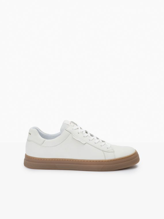 Spark Clay - Nubuck - White Sole L. Gomme