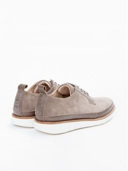 Echo Cooper - Cow Suede - Taupe
