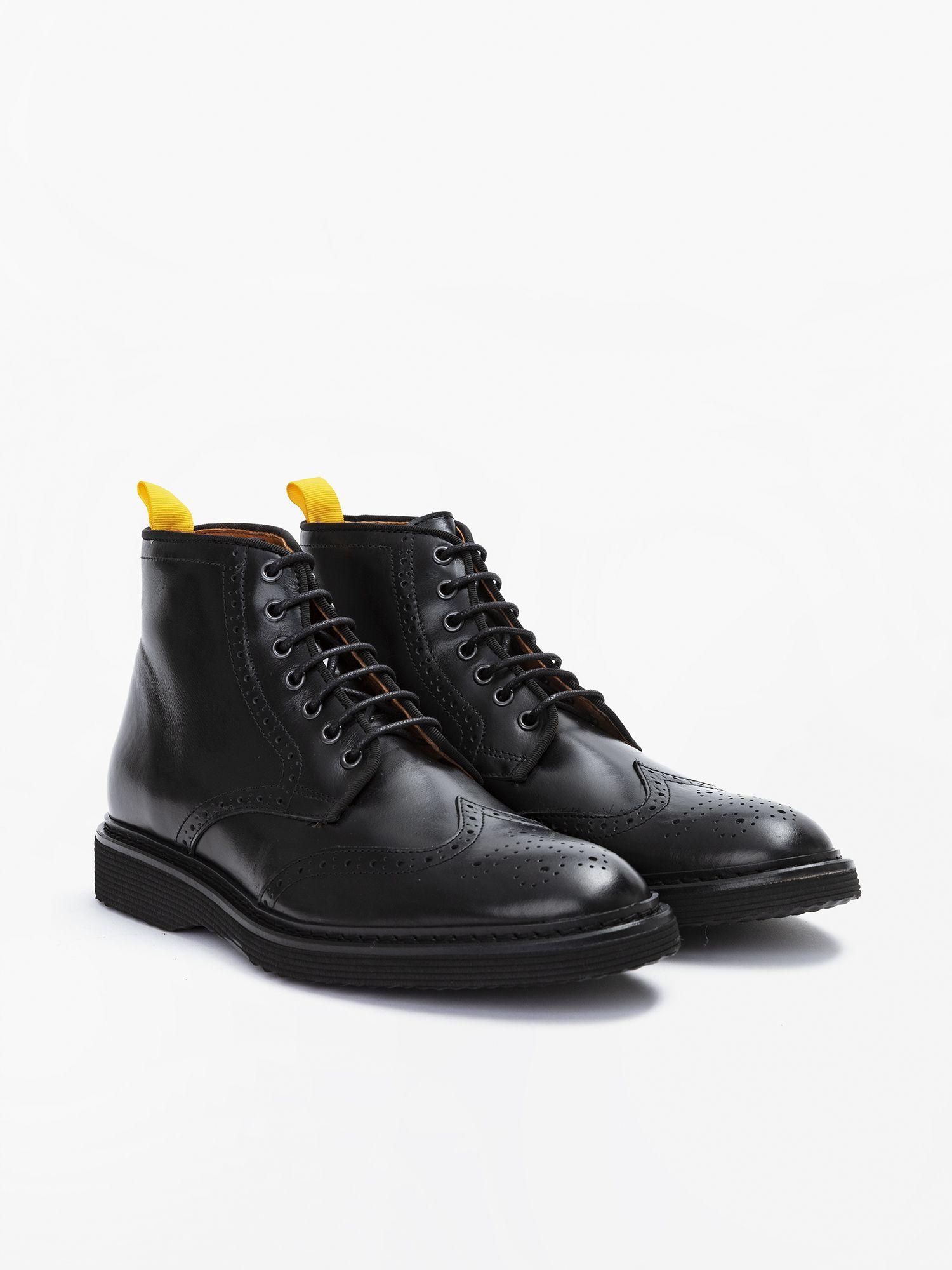 schmoove.fr Mora Boots - Flag - Black