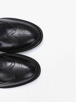 Mora Boots - Flag - Black
