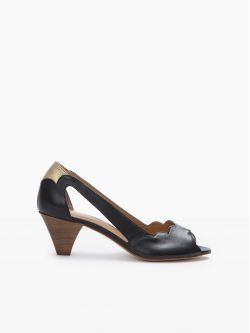 Circus Pump - Sauvage - Black
