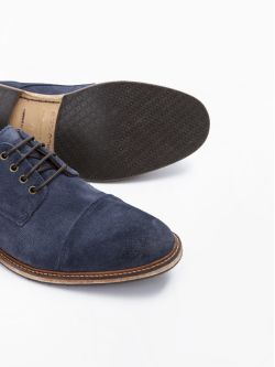 Knock Derby - Wash - Navy