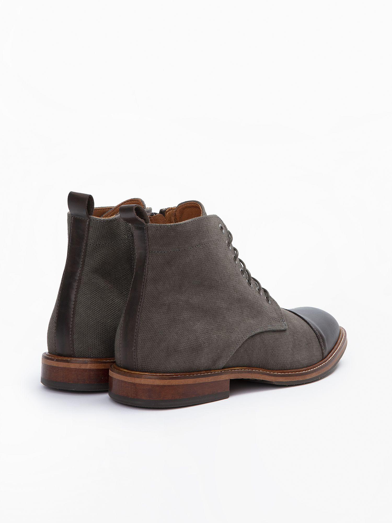 schmoove.fr Knock Boots - Alfa/Bufalo - Coffee/Taupe