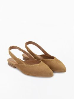 Eva Pump - Kid Suede - Antilope