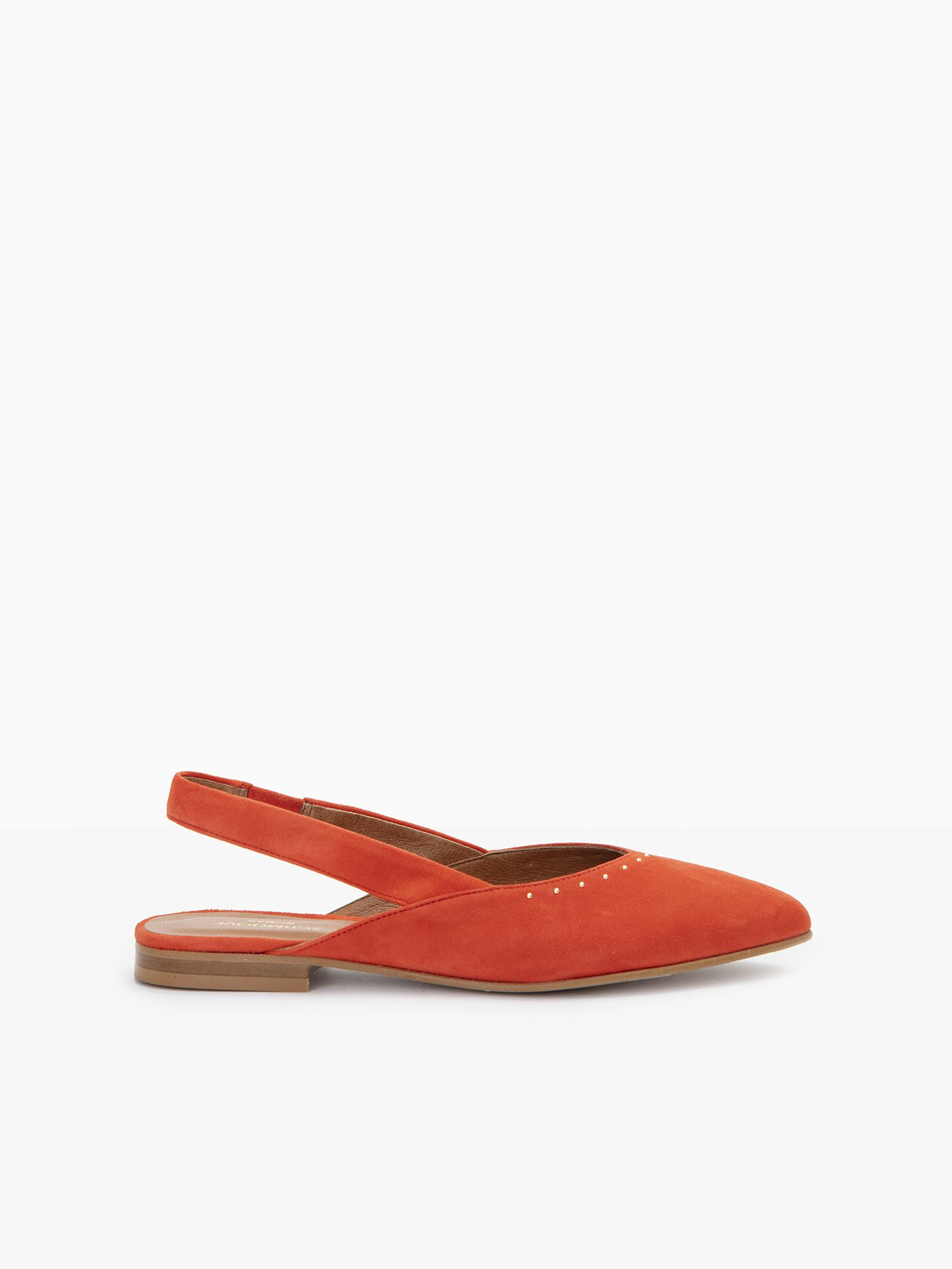 schmoove.fr Eva Pump - Kid Suede - Flamenco