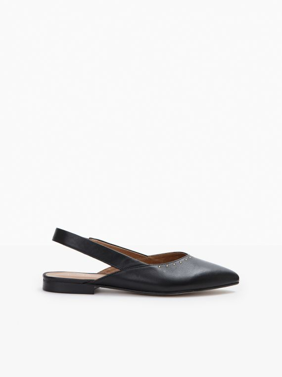 Eva Pump - Sauvage - Black