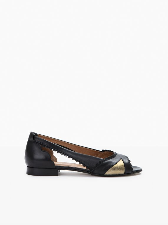 Retro Pump - Sauvage - Black