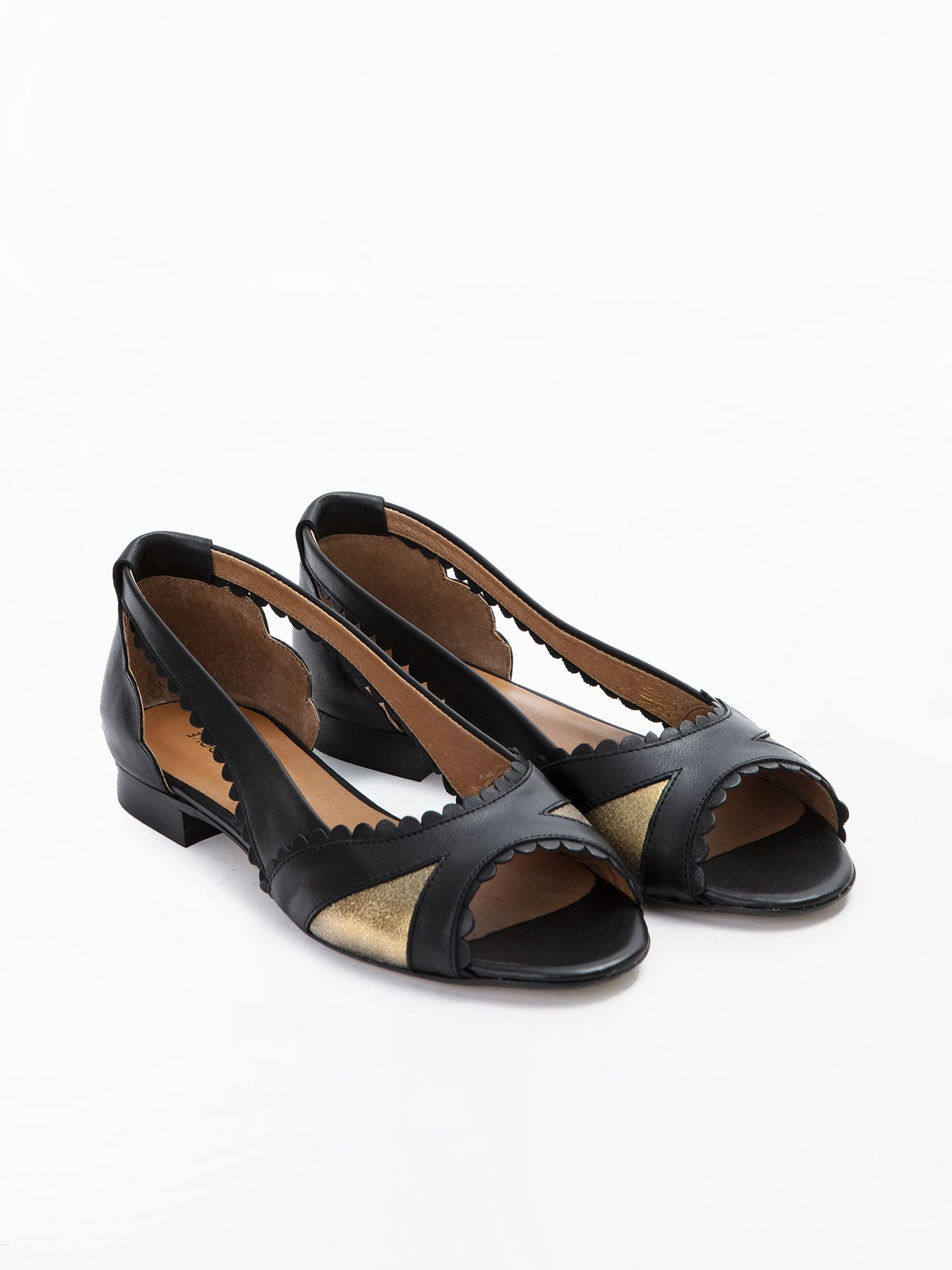schmoove.fr Retro Pump - Sauvage - Black