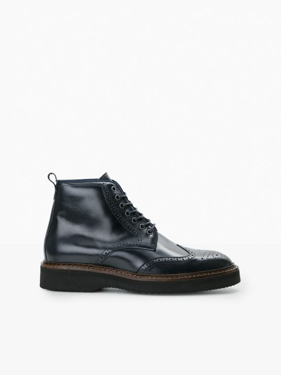 ROMA BOOTS - LUXOR - NAVY