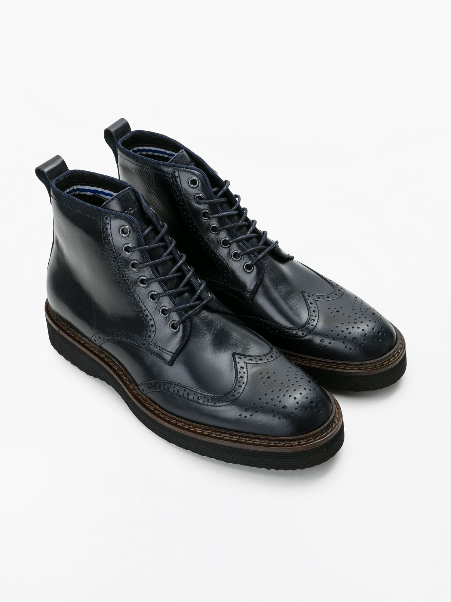 schmoove.fr ROMA BOOTS - LUXOR - NAVY