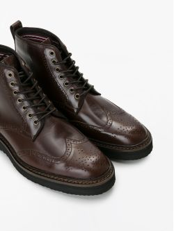 ROMA BOOTS - LUXOR - D.BROWN