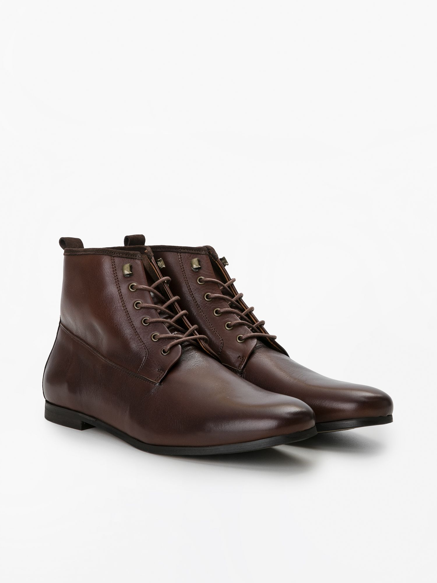 schmoove.fr SMART BOOTS - DREAM - COGNAC