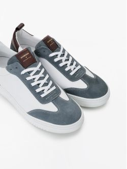 EVOC SPEED - SUEDE/NAPPA - SKY/BORDO