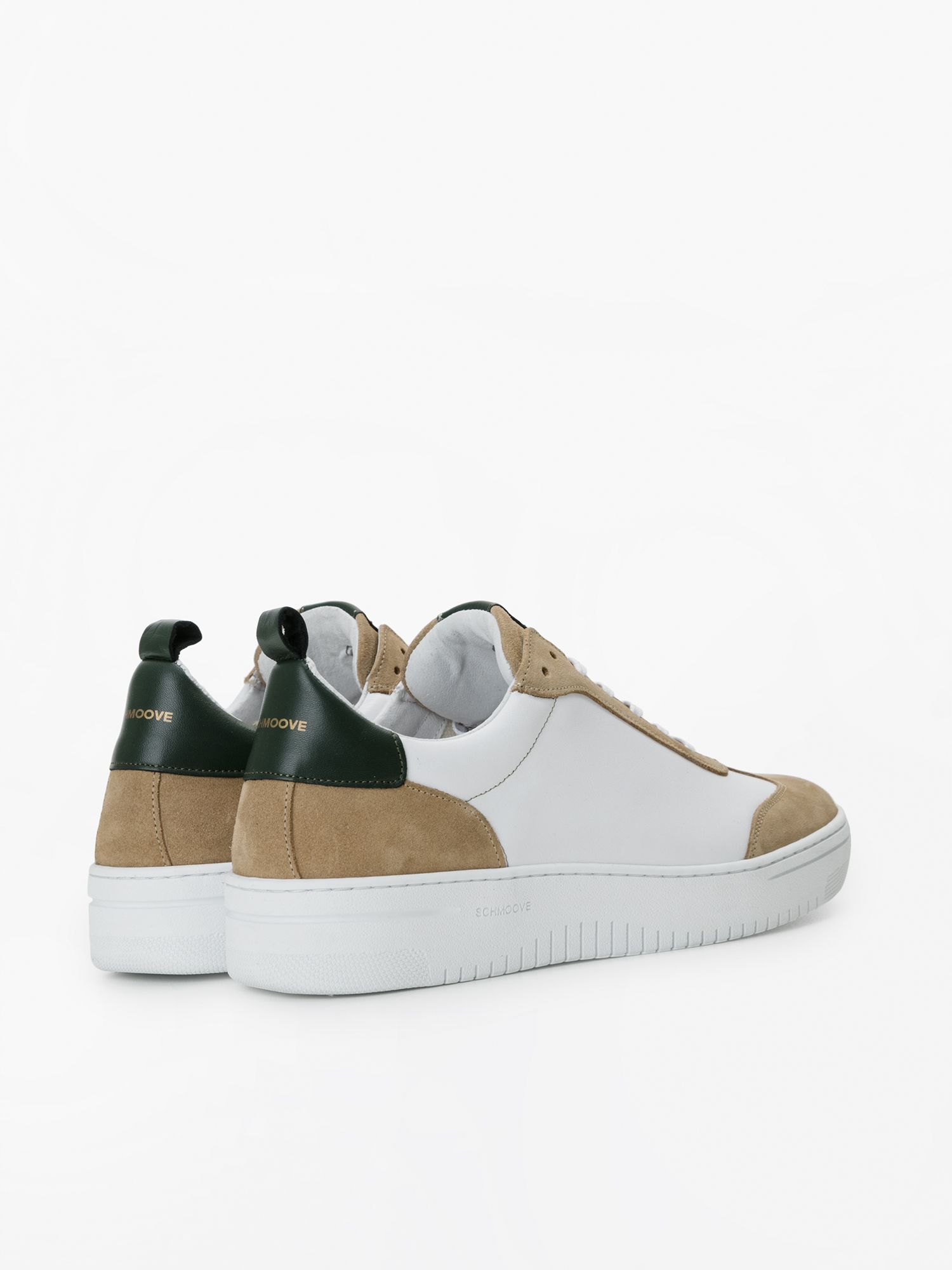 schmoove.fr EVOC SPEED - SUEDE/NAPPA - TAUPE/FORET