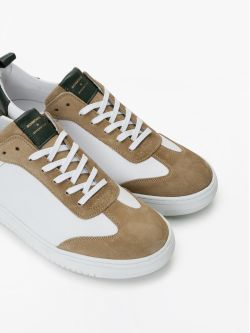 EVOC SPEED - SUEDE/NAPPA - TAUPE/FORET