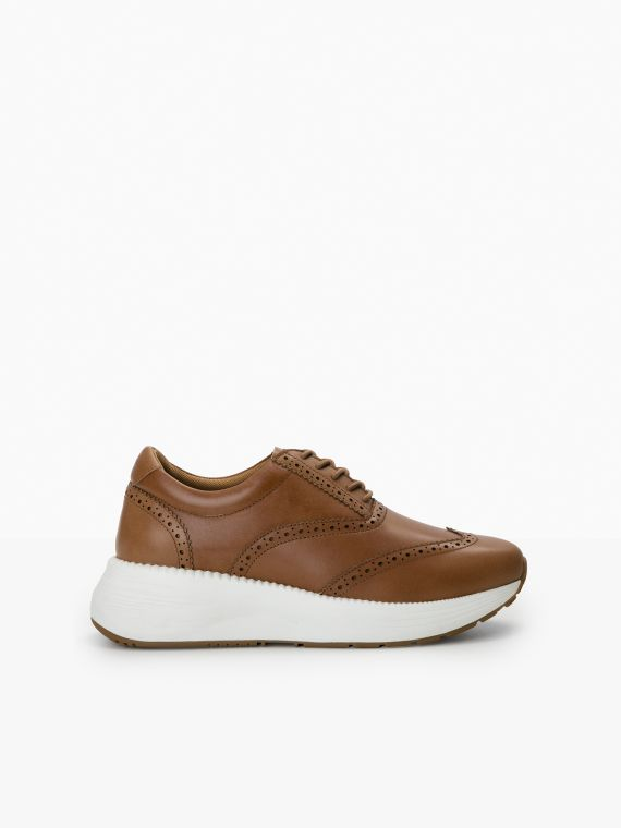 STARTER PERFOS - SOFT LEATHER - TAN