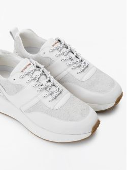 STARTER MULTI MIX - NAPPA/HAIRY - OFF WHITE/WHITE