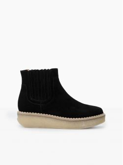 PALLAS BEETLE - COWSUEDE - BLACK