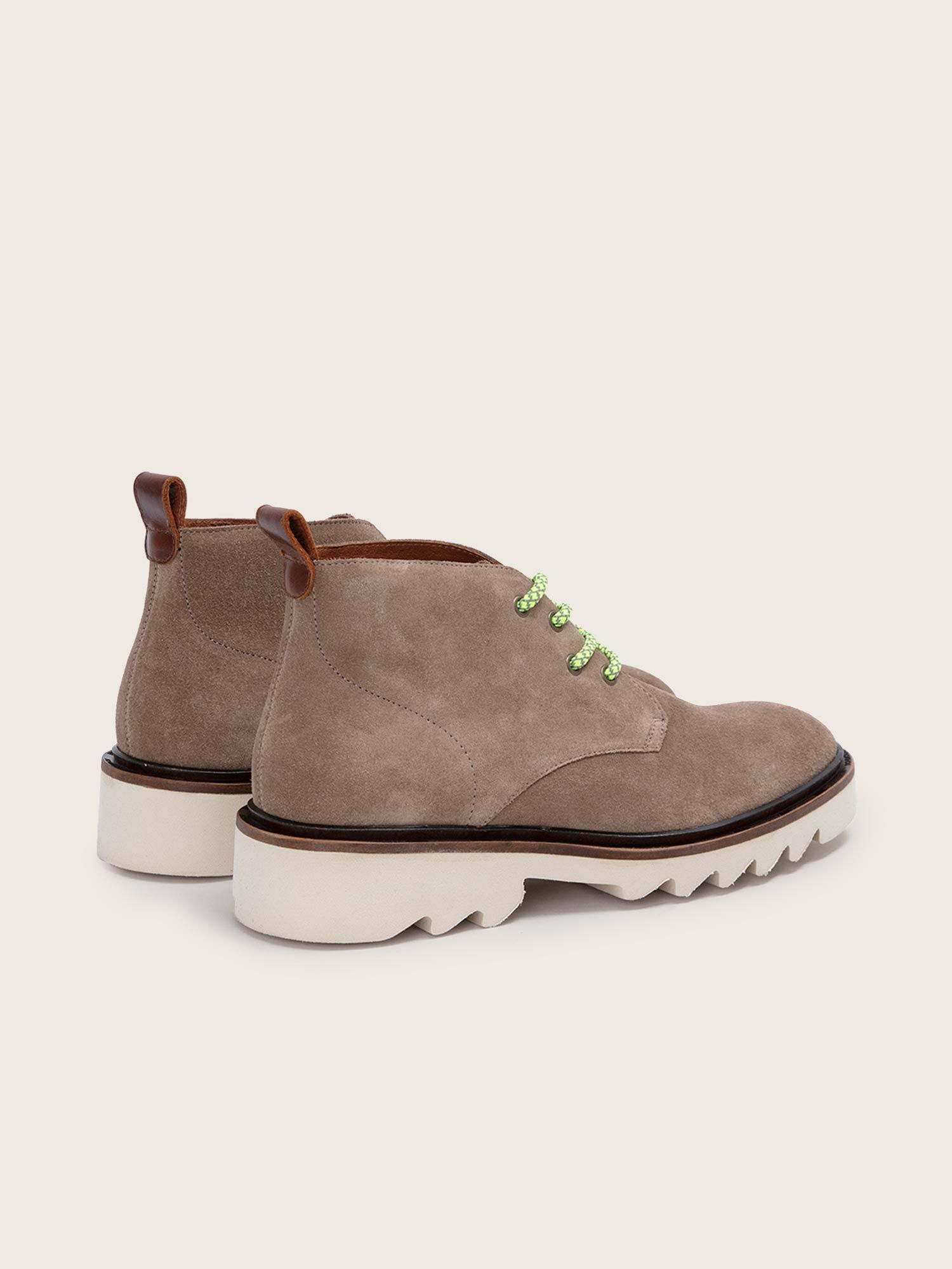 schmoove.fr BEAVER DESERT - SUEDE - TAUPE
