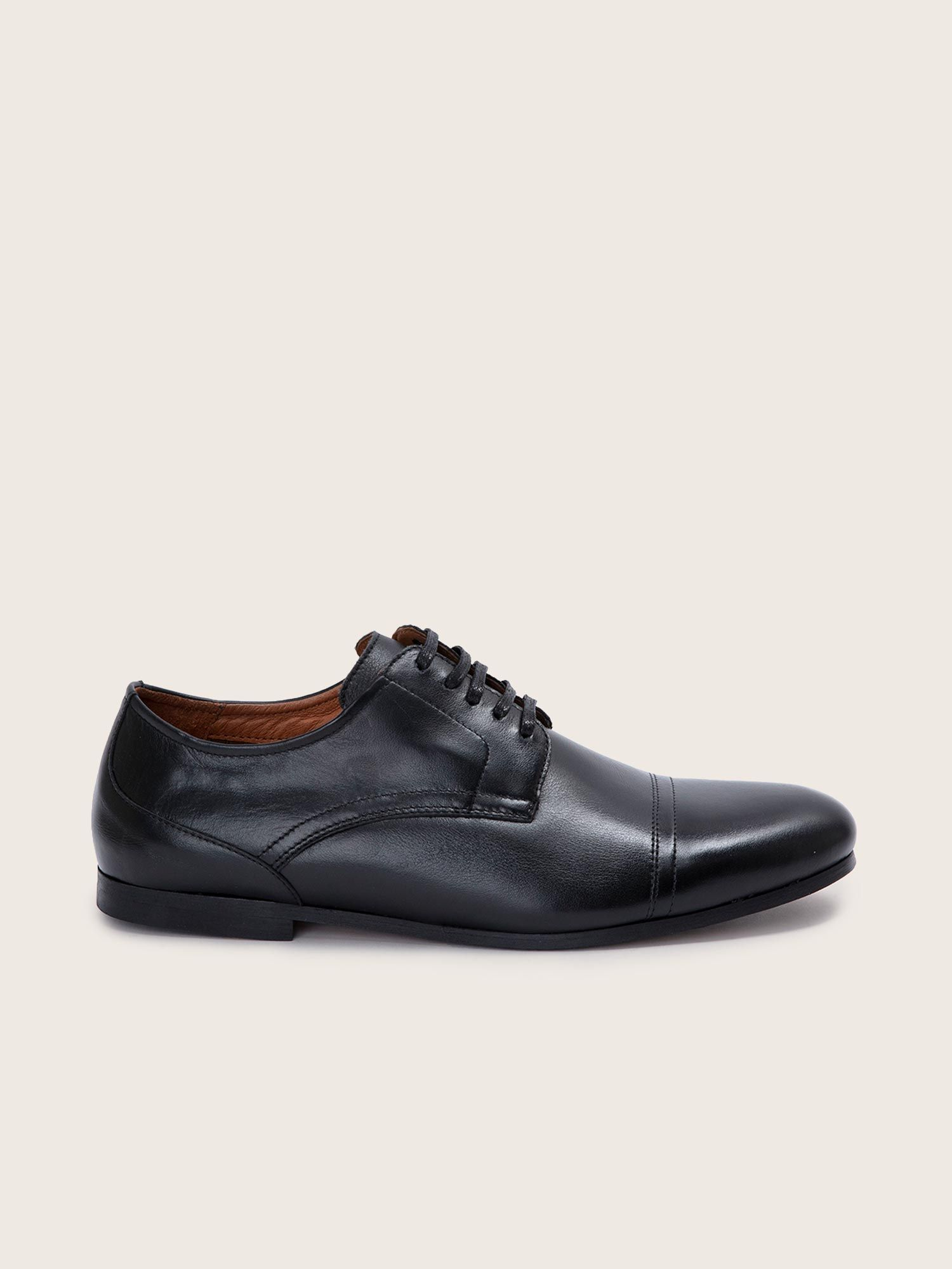 schmoove.fr SMART DERBY - NAPPA - BLACK