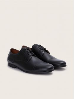SMART DERBY - NAPPA - BLACK