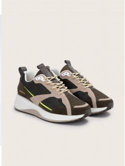 STARTER SPEED - SUEDE - OLIVE/SABLE