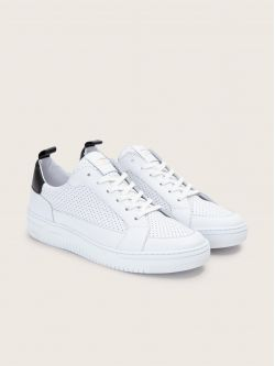 Evoc Club - Punch Nap/Nappa - White/Black