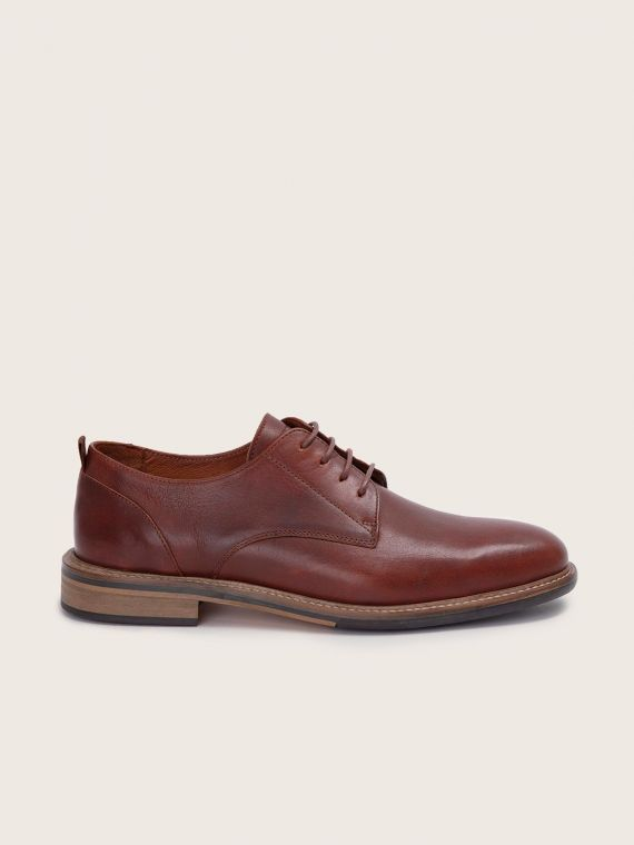 Pilot New Derby - Antik - Cognac