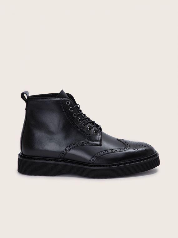 Roma Boots - Luxor - Black