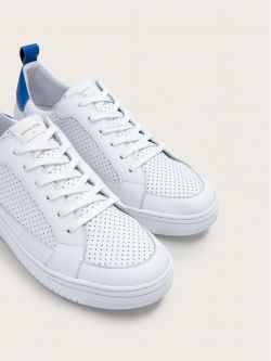 EVOC CLUB - PUNCH NAP/NAPPA - WHITE/ELEC.BLUE