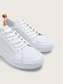 EVOC CLUB - PUNCH NAP/NAPPA - WHITE/SAFRAN
