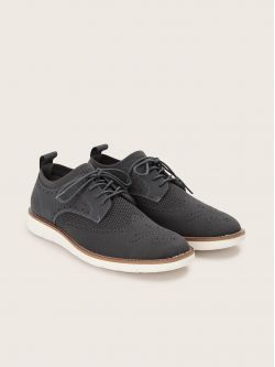 ECHO DERBY - FLEX/NUBUCK - SMOKE