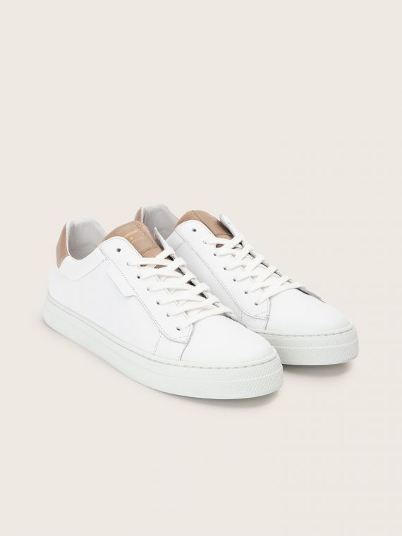 SPARK CLAY - NAPPA/TONGNAPPA - WHITE/BEIGE