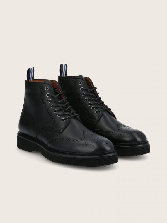 ROMA BOOTS - ANTIK - BLACK